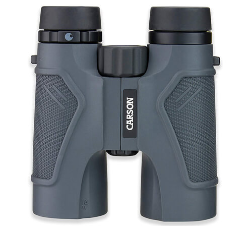 Carson 3D Series TD-842ED 8x42 Binoculars