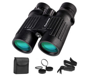 Eyeskey HD 10X42 Hunter Binoculars for Adults