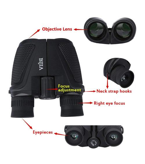 G4Free Compact Hunting Binoculars