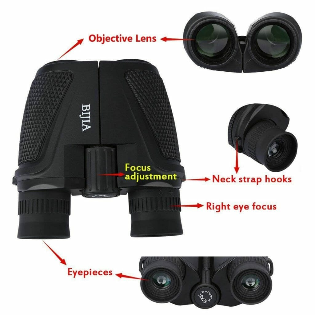 How to Focus Binoculars