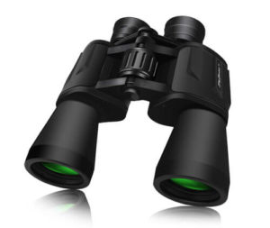 SkyGenius 10 x 50 Powerful Full-Size Binoculars for Adults