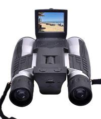 KINGEAR FS608 720P Digital Camera 12x32 Binoculars