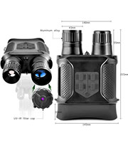 Solomark Night Vision Digital Binoculars