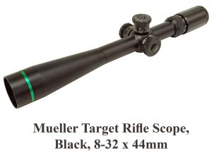 Mueller Target Rifle Scope