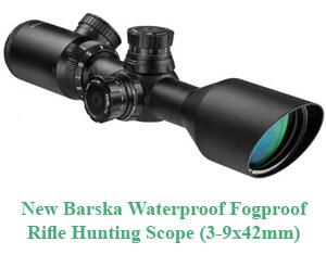 New Barska Waterproof Fogproof Rifle Hunting Scope