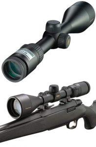 Nikon ProStaff 3-9 x 50 Black Matte Riflescope