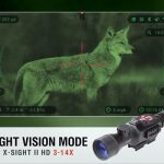 Best Air Rifle Scope for Night Shooting, Night Vision Mode