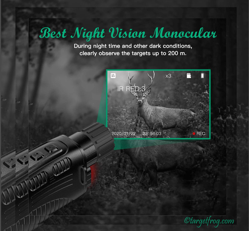 Best Night Vision Monoculars