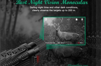 Best Night Vision Monoculars