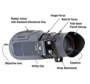 Vortex Optics Solo R/T Monocular