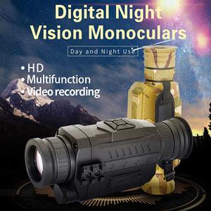 2Krmstr Night Vision Monocular