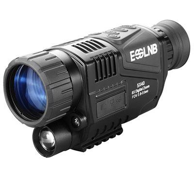 ESSLNB Night Vision 5x40 HD Monocular