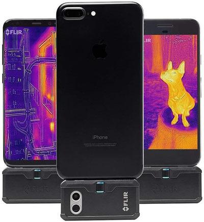 FLIR ONE Pro - iOS - Professional Grade Thermal Camera
