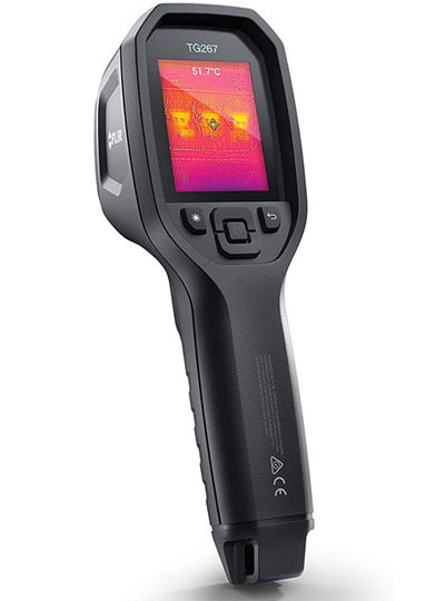 FLIR TG267 Thermal Camera