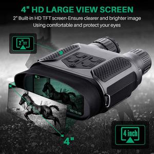 MAXLAPTER Night Vision Binoculars