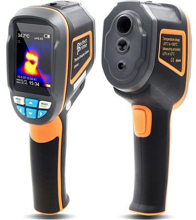 PerfectPrime IR0002, Infrared (IR) Thermal Imager & Visible Light Camera