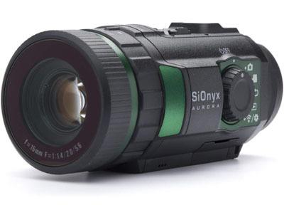 SiOnyx Aurora I Full-Color Digital Night Vision Monocular
