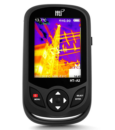 Thermal Imaging Camera, 320 x 240 IR Resolution