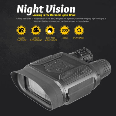 Acexier 7x31 Night Vision Military Goggle