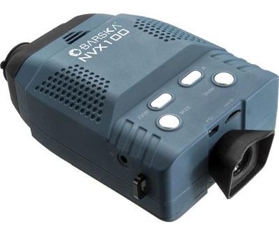 Barska NVX100 Night Vision Monocular with Camera