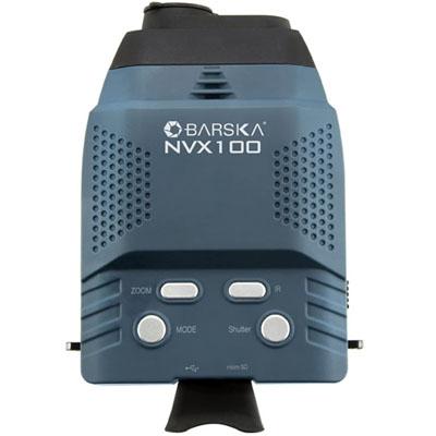 Barska NVX100 3x Night Vision Monocular with Built-in Camera