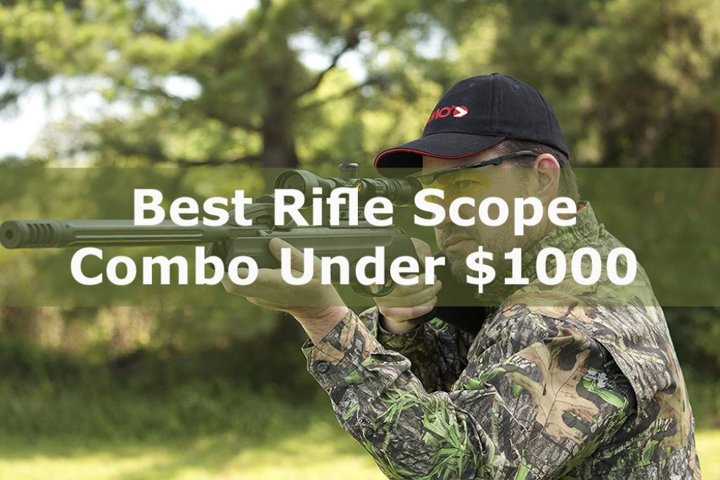 Best Rifle Scope Combo Under $1000