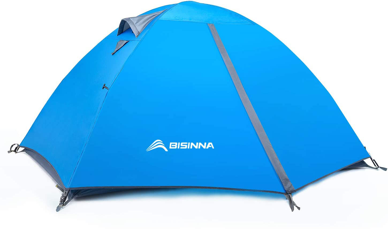 Bisinna Lightweight Backpacking Camping Tent