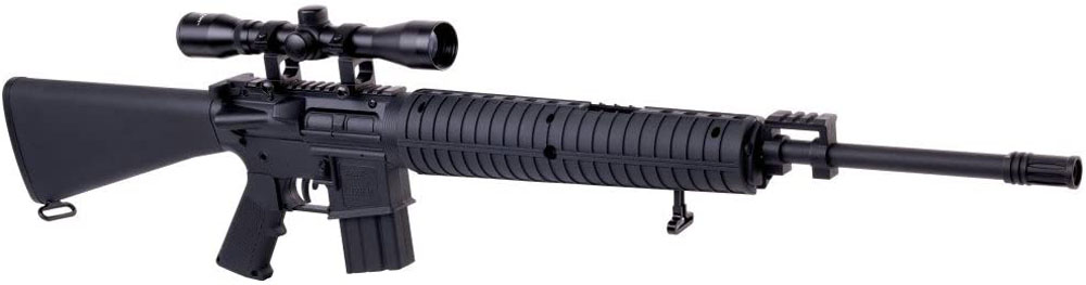 DPMS Nitro Piston Powered .177 Air Rifle with Scope