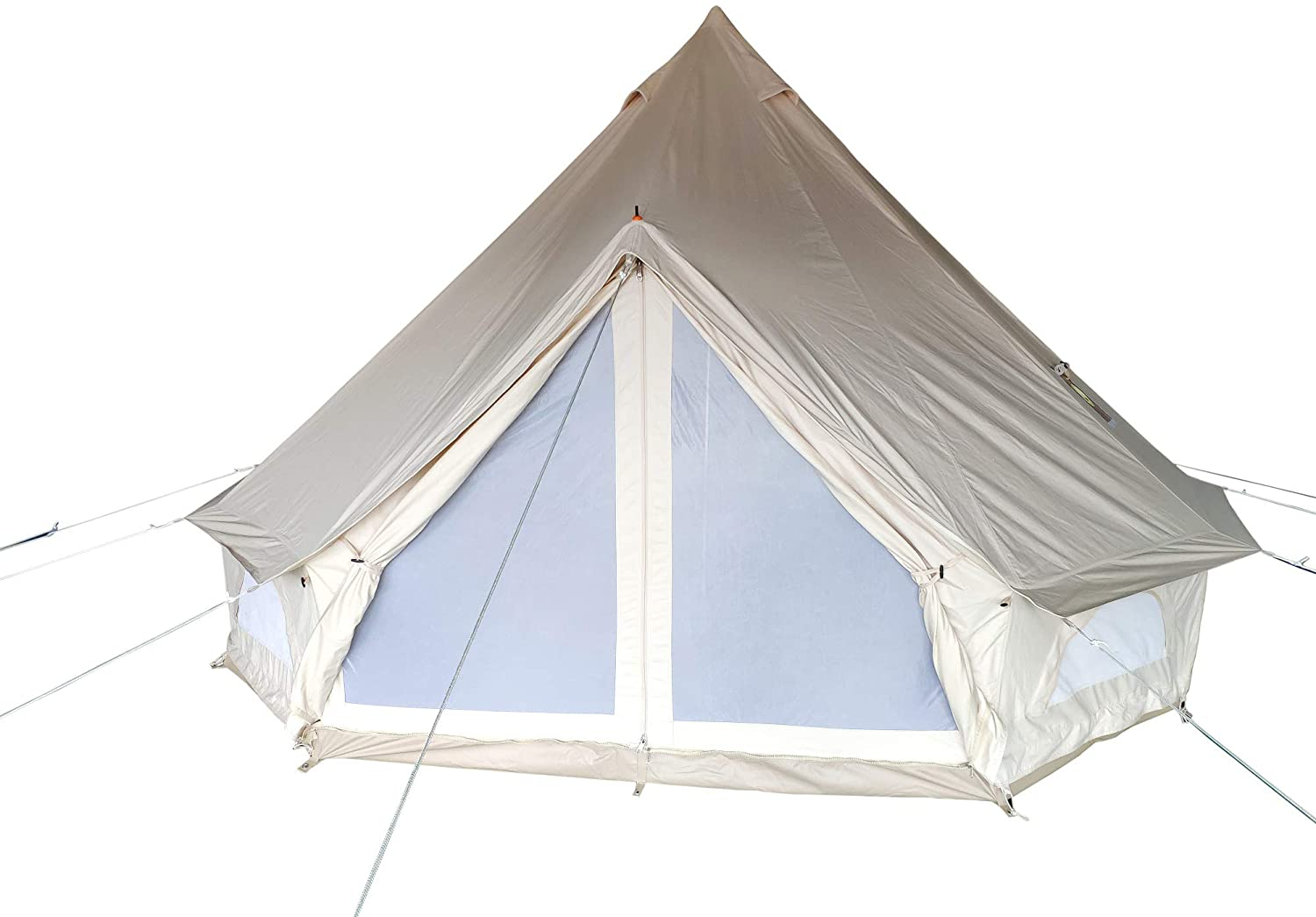 Danchel Outdoor Camping Tent with Stove Jack