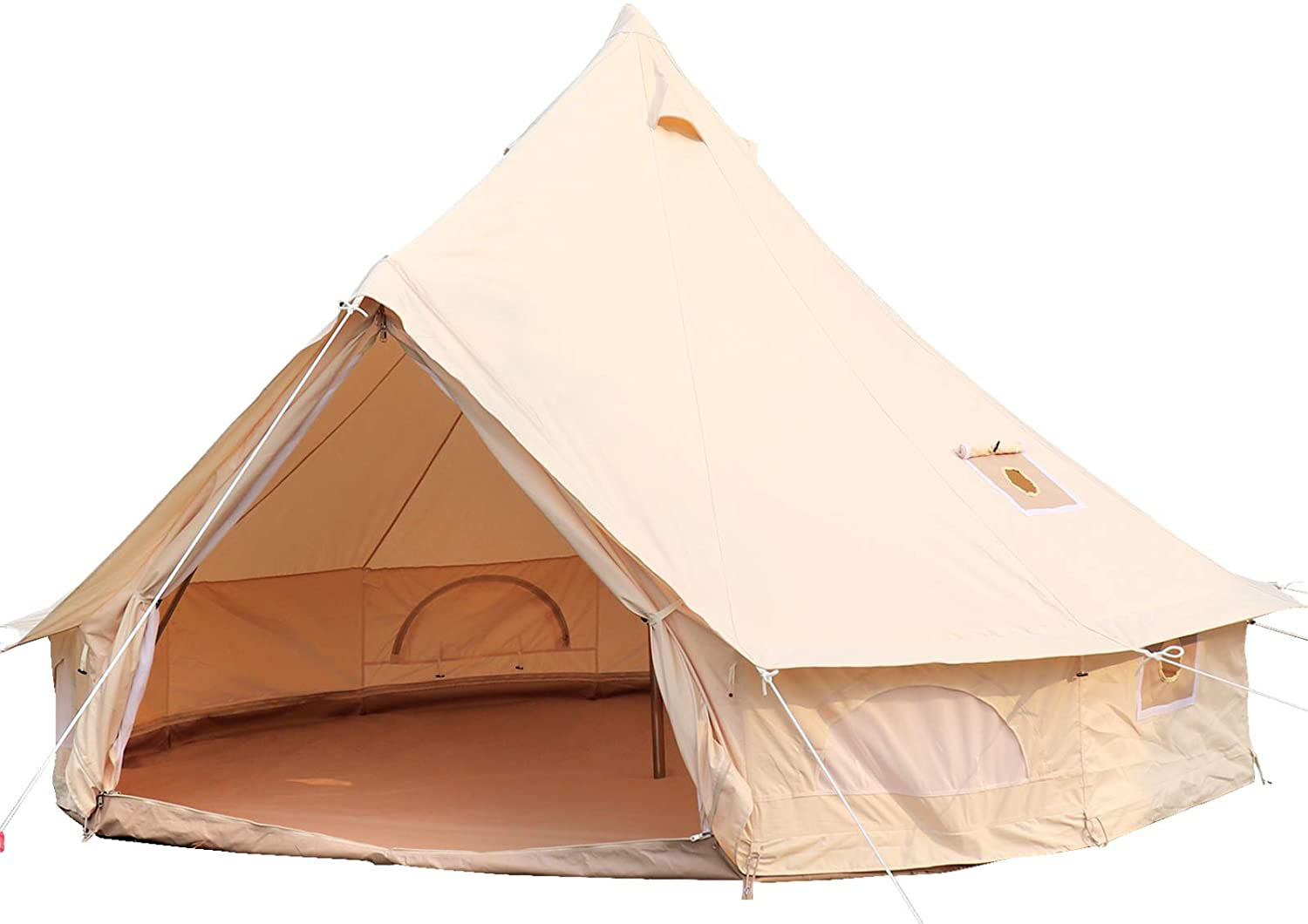 HappyBuy Camping Tent from Canvas Material