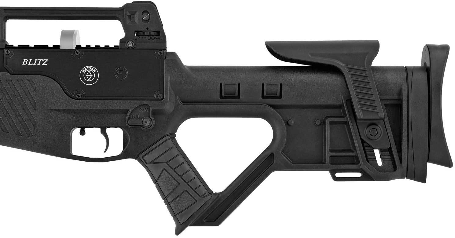 Hatsan Blitz Full Auto PCP Air Rifle .30 Caliber