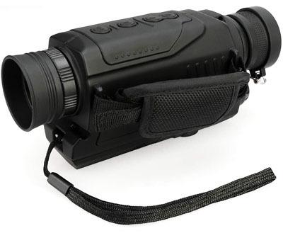 SVBONY SV52 Monocular Telescope Night Vision Digital IR 5x32