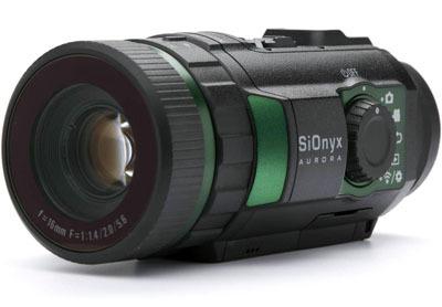 SiOnyx Aurora Infrared Night Vision Monocular