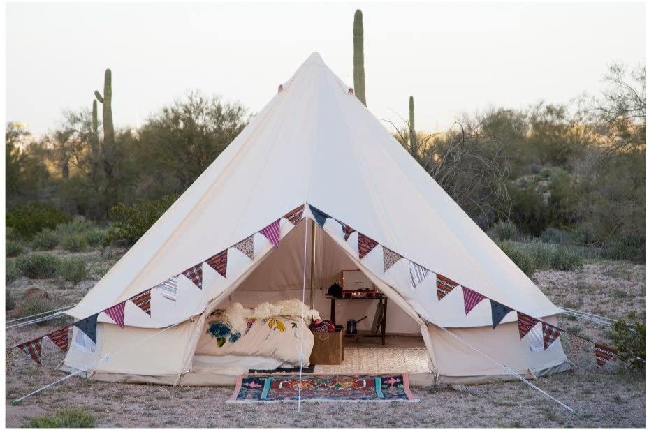Stout Tent Cotton Canvas Camping Tent
