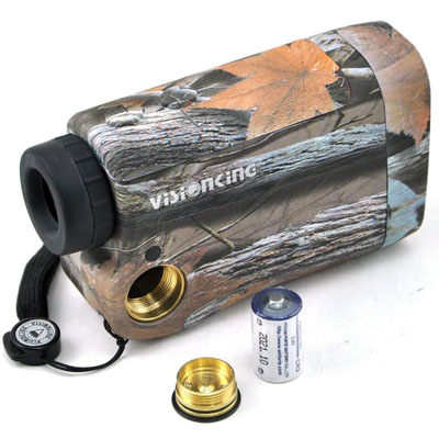 Visionking 6x25 Rangefinder Hunting Camo