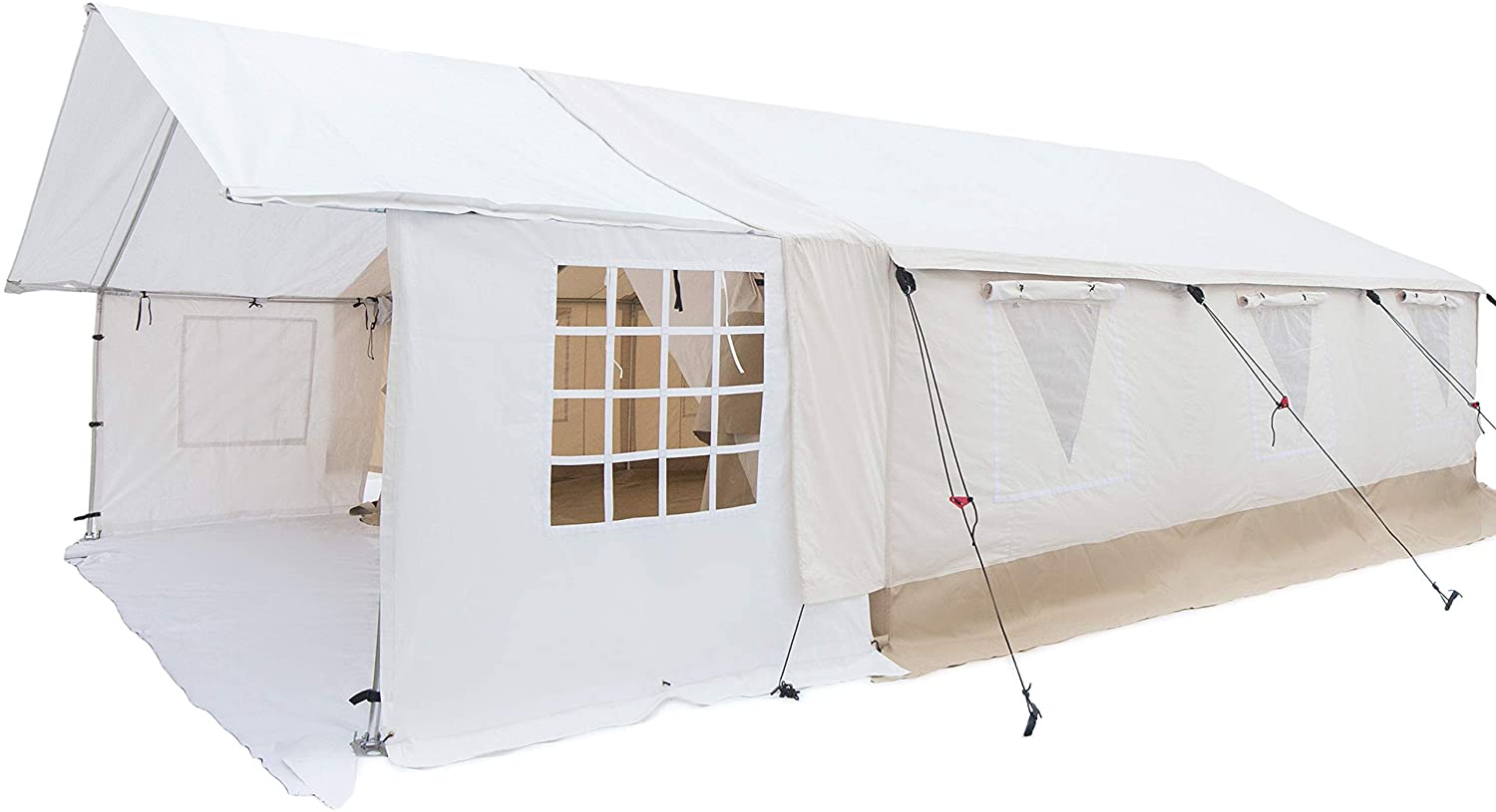 WhiteDuct Outdoor Waterproof Large Wall Tent