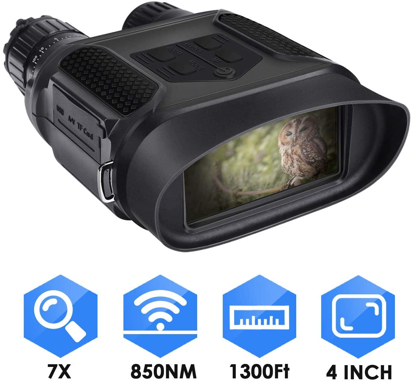ANNLOV Digital Night Vision Goggles