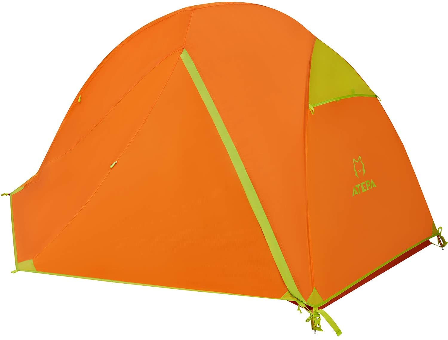 ATEPA Backpacking Tent for 2 Persons
