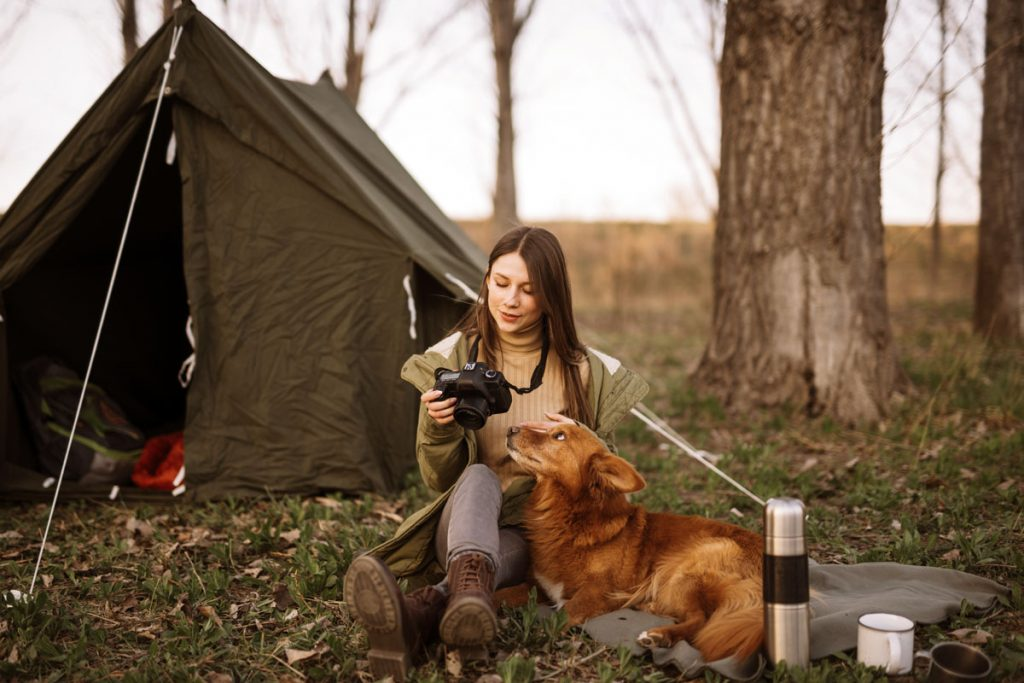 Best Tent for Backpacking with Dog