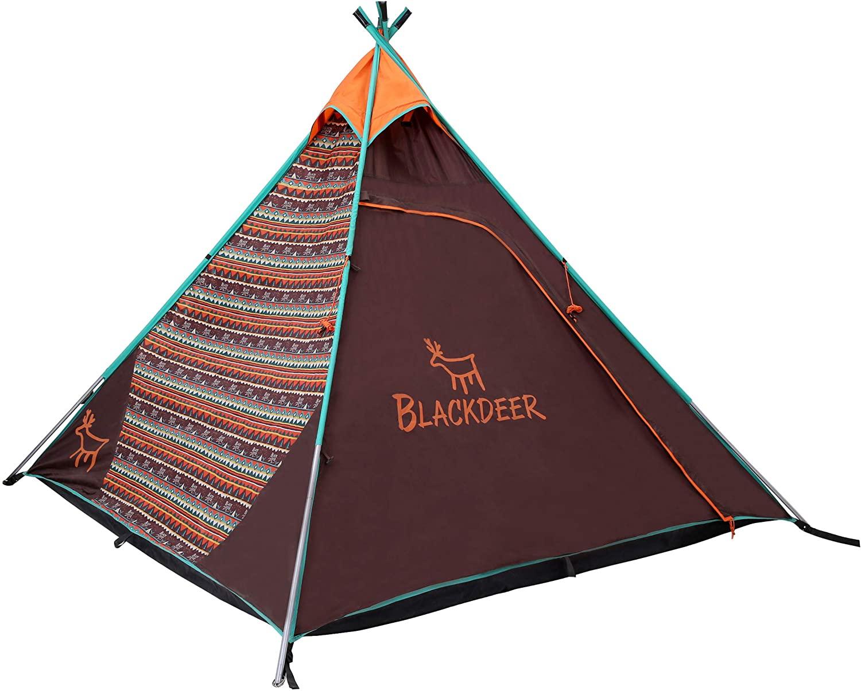 BlackDeer Teepee Tent