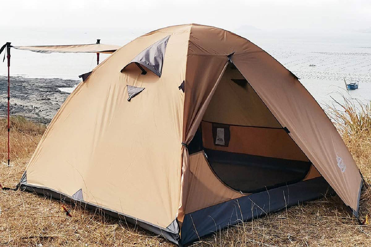 Camppal Backpacking Tent