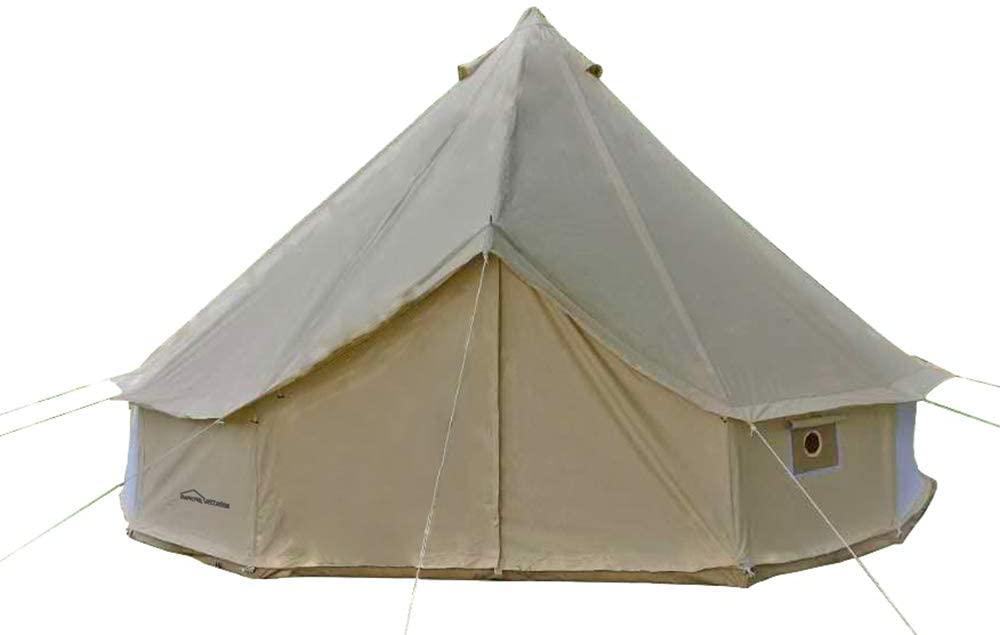 Danchel 4-Season Family Cotton Bell Tent