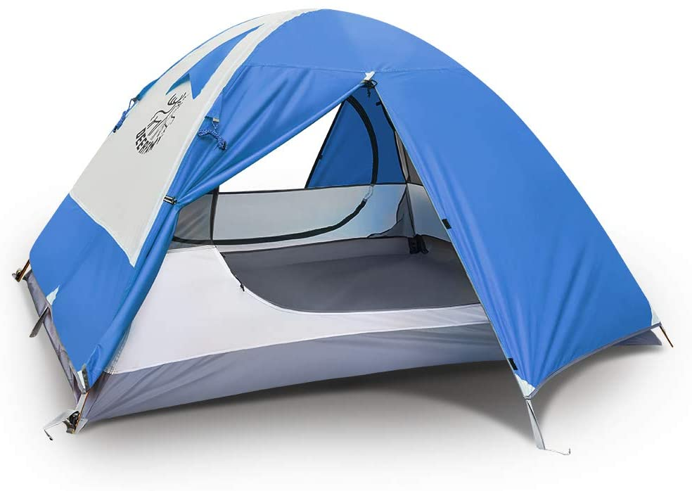 Best Budget 3 Person Backpacking Tent in 2020, With Well ...