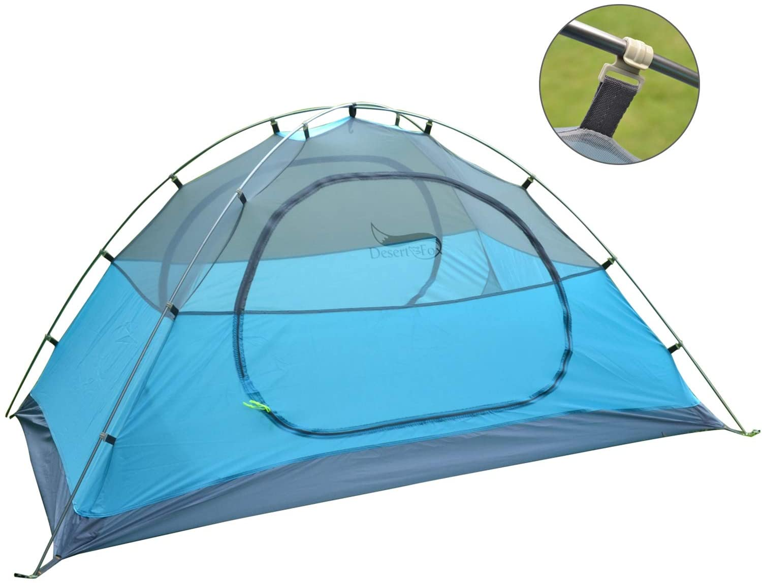 Desert and Fox Backpacking Camping Tent