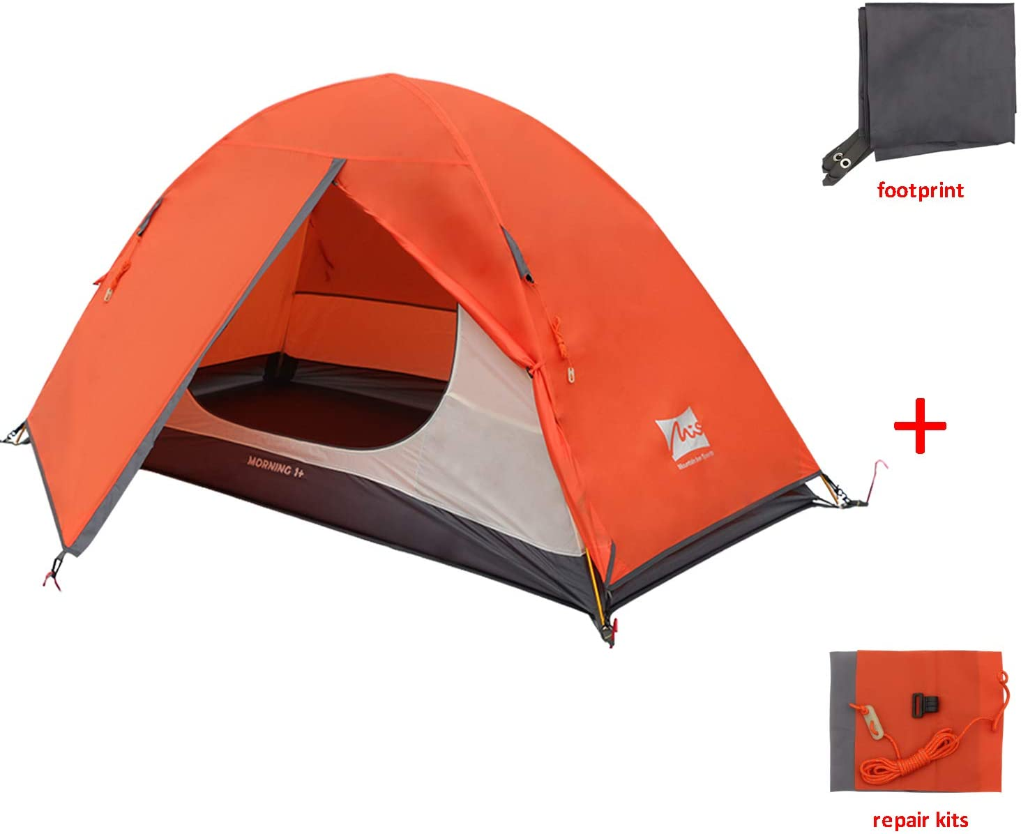 MIS Mountain Inn Sport Backpacking and Camping Tent