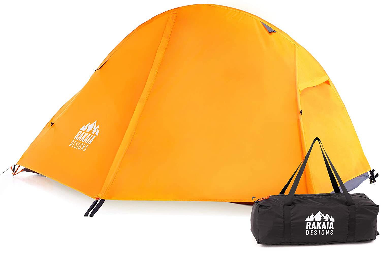 Rakaia Designs Lightweight Backpacking Tent