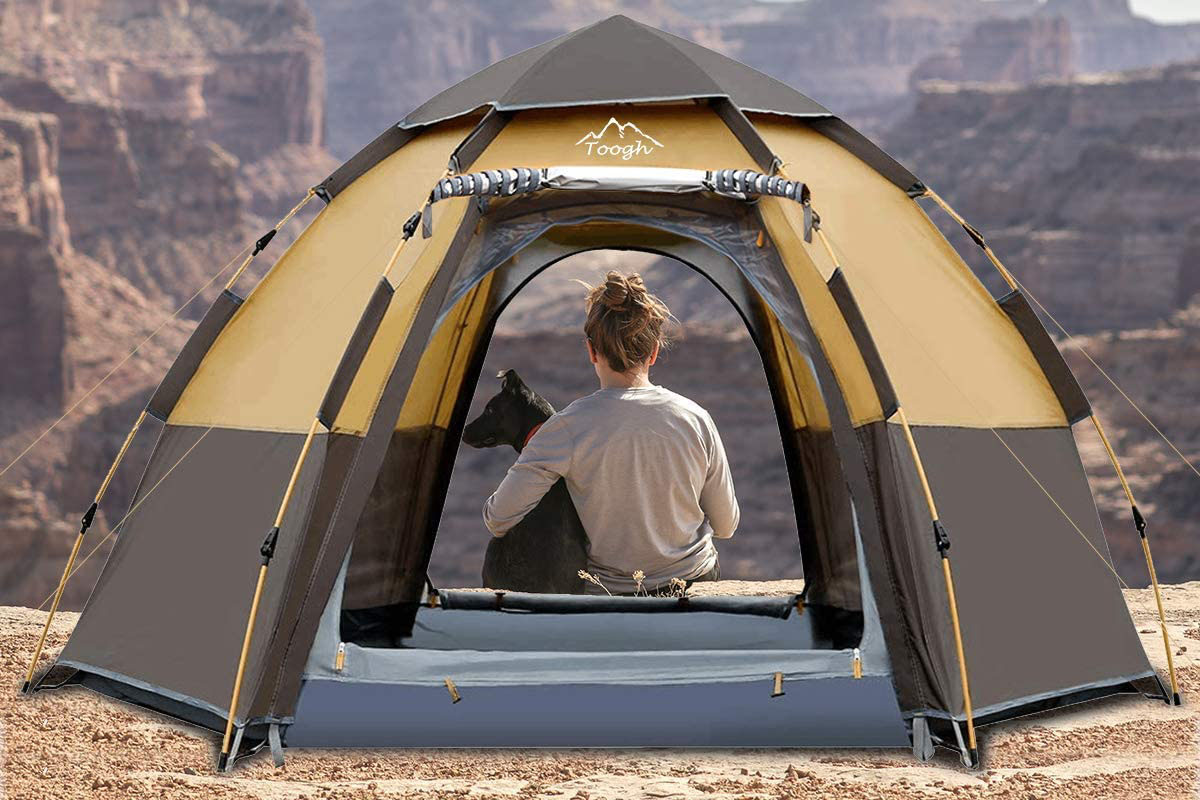 Toogh Backpacking Tent