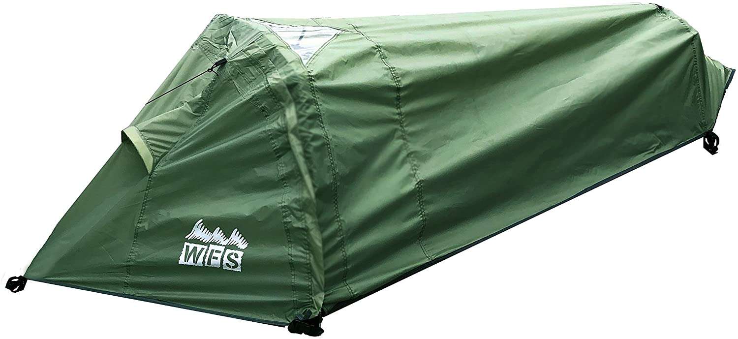 World Famous Sports Bivy Tent
