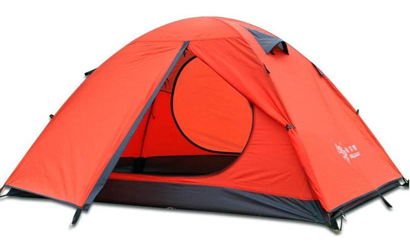 Hillman Lightweight Backpacking Tent