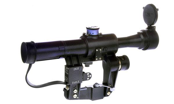 BelOMO POSP RangeFinder Optical Rifle Scope